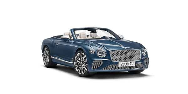 New Continental GT Mulliner Convertible